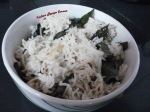 Curry Leaf Rice
